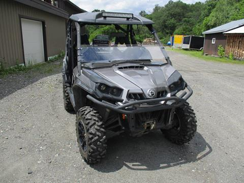 2014 Can-Am Commander™ XT™ 1000 in Colebrook, New Hampshire