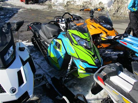 2017 Ski-Doo Renegade Backcountry 600 H.O. E-TEC E.S. in Colebrook, New Hampshire