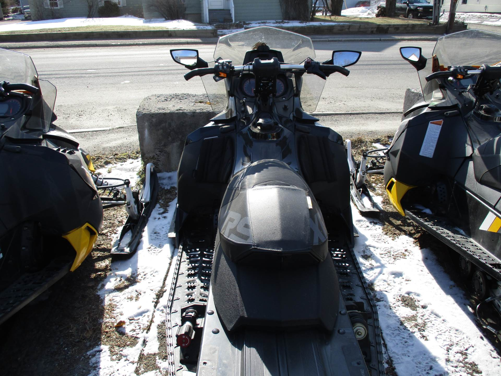 "2016 Ski-Doo Renegade X-RS 800R E-TEC ES w/ Adj. pkg, Ice Cobra 1.6"" in Colebrook, New Hampshire - Photo 5"