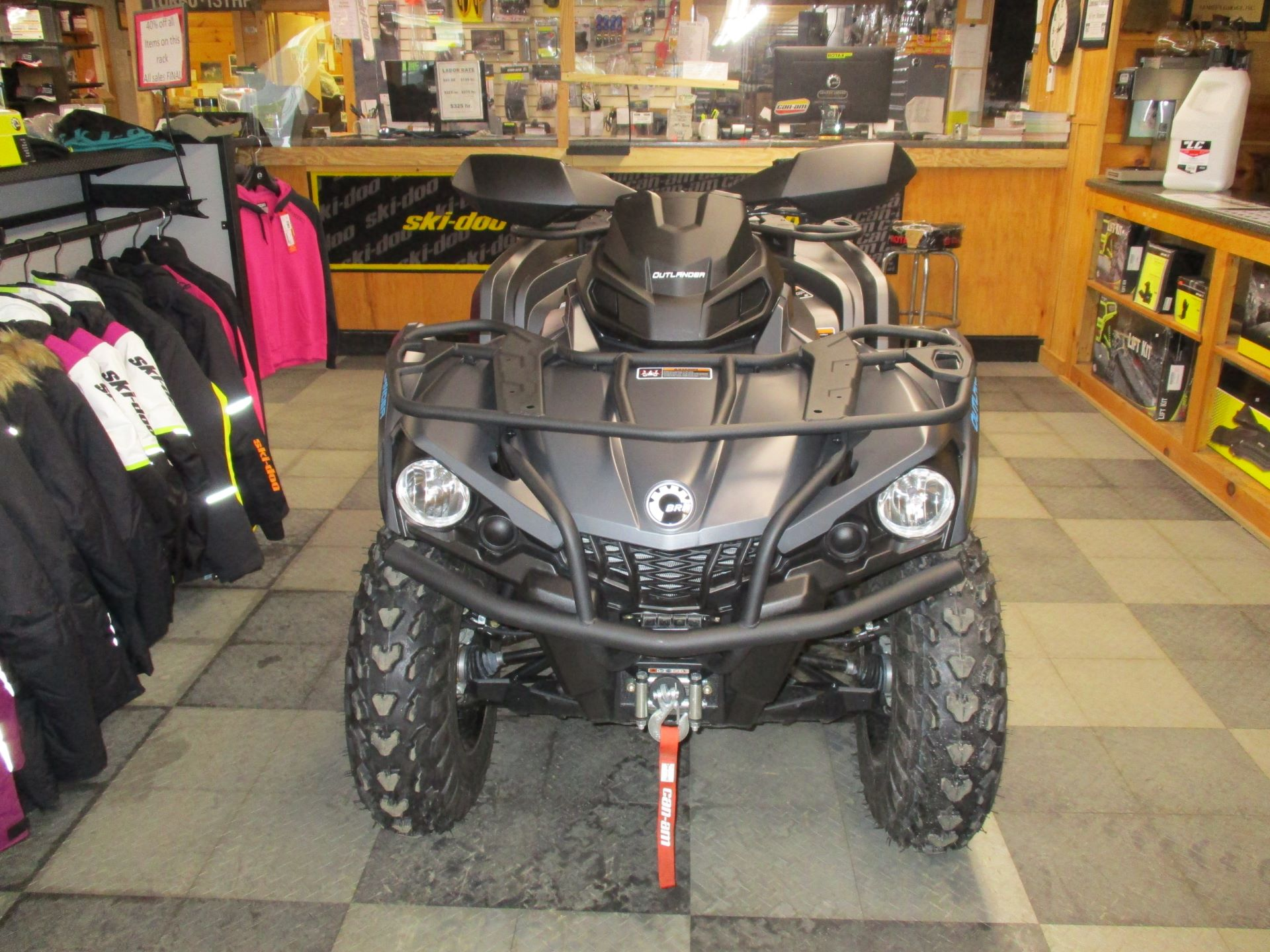 2021 Can-Am Outlander XT 570 in Colebrook, New Hampshire - Photo 2