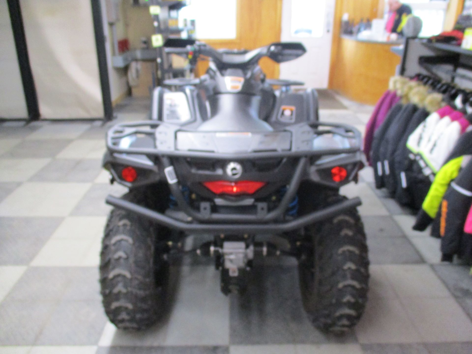 2021 Can-Am Outlander XT 570 in Colebrook, New Hampshire - Photo 4