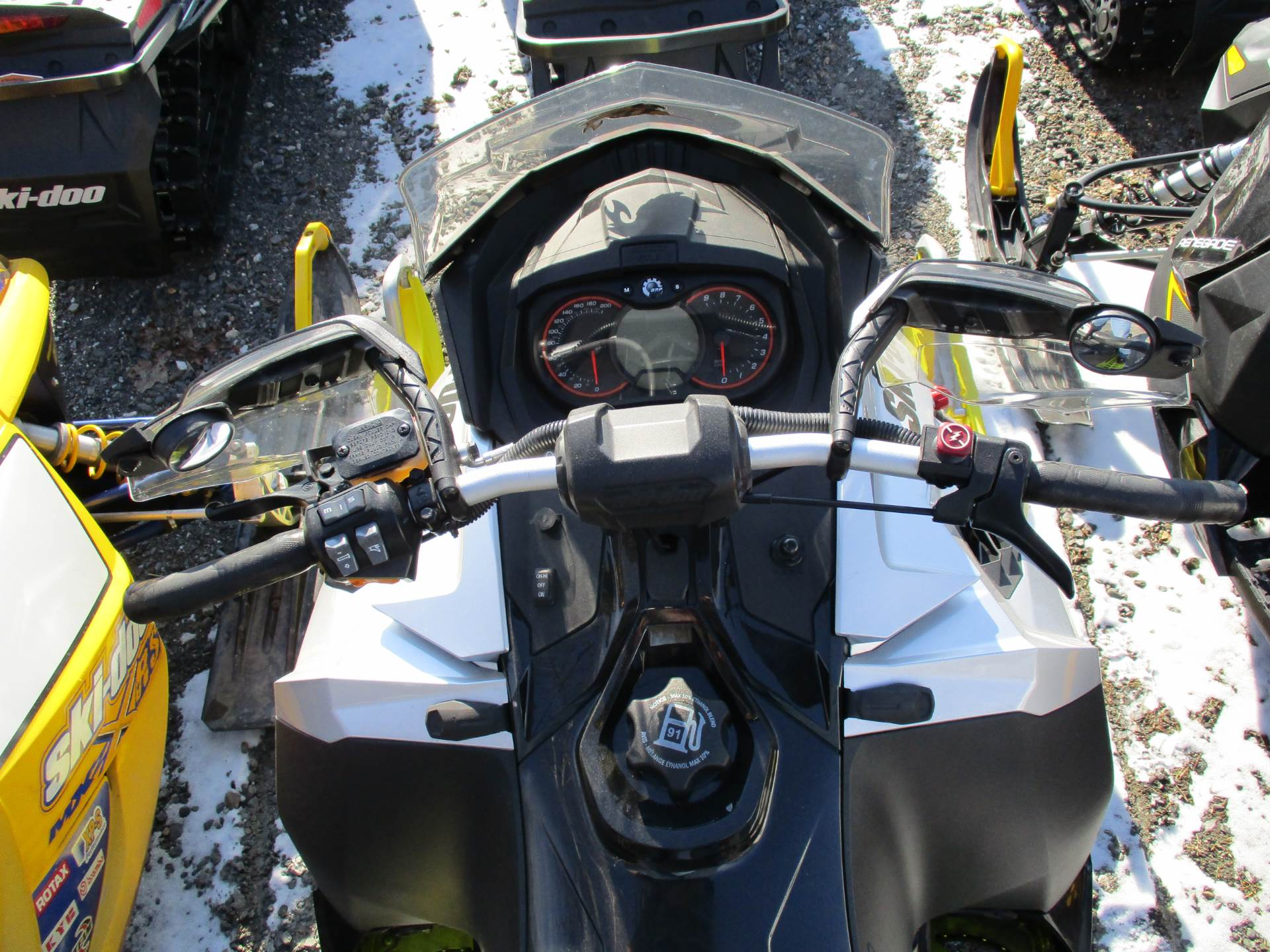 "2016 Ski-Doo Renegade X-RS 800R E-TEC E.S. w/ Adj. pkg, Ice Cobra 1.6"" in Colebrook, New Hampshire - Photo 6"
