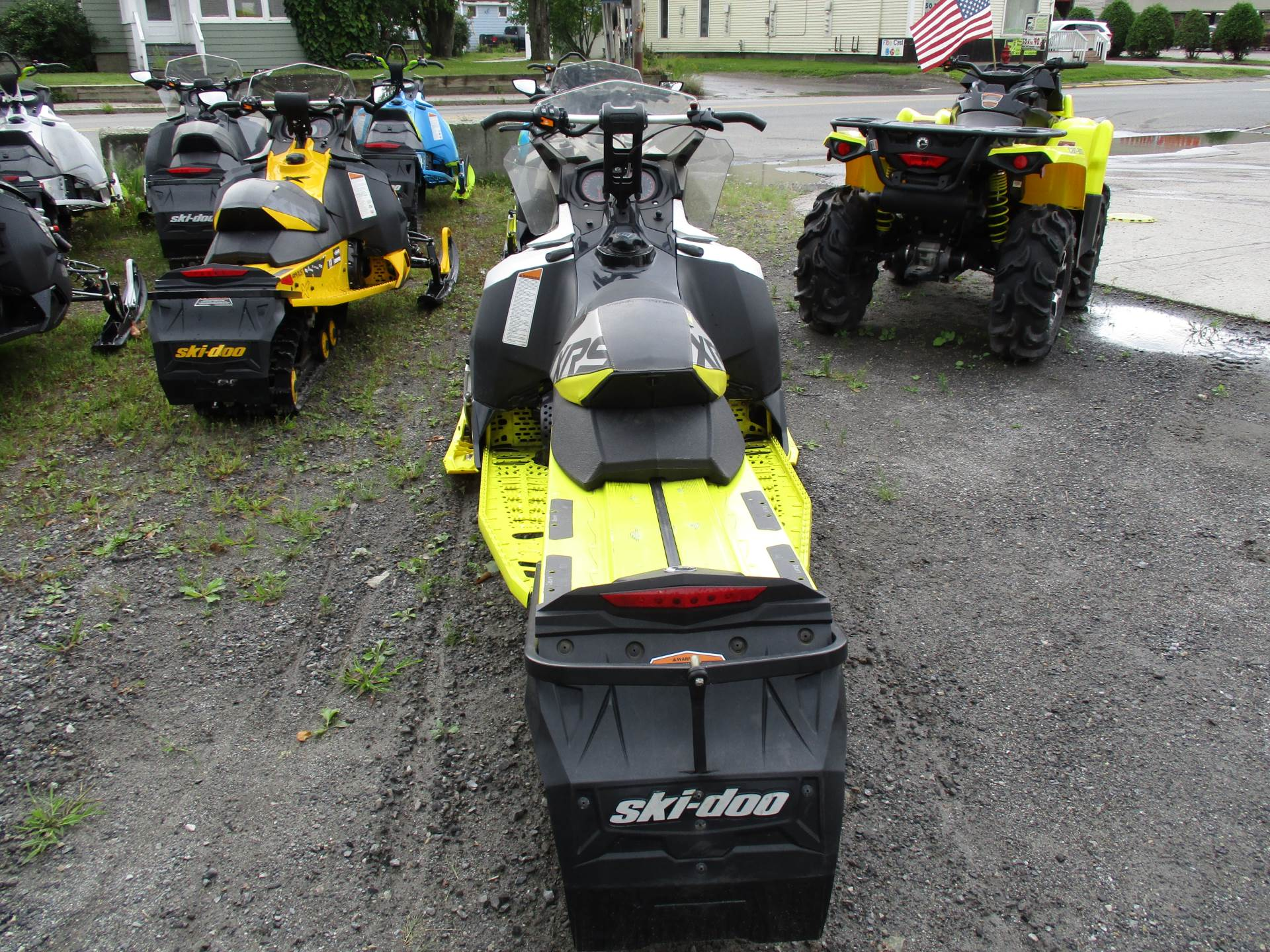 "2016 Ski-Doo Renegade X-RS 800R E-TEC E.S., Ice Cobra 1.6"" in Colebrook, New Hampshire - Photo 3"