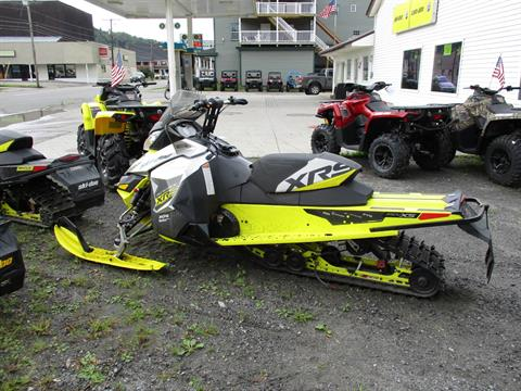 "2016 Ski-Doo Renegade X-RS 800R E-TEC E.S., Ice Cobra 1.6"" in Colebrook, New Hampshire - Photo 4"