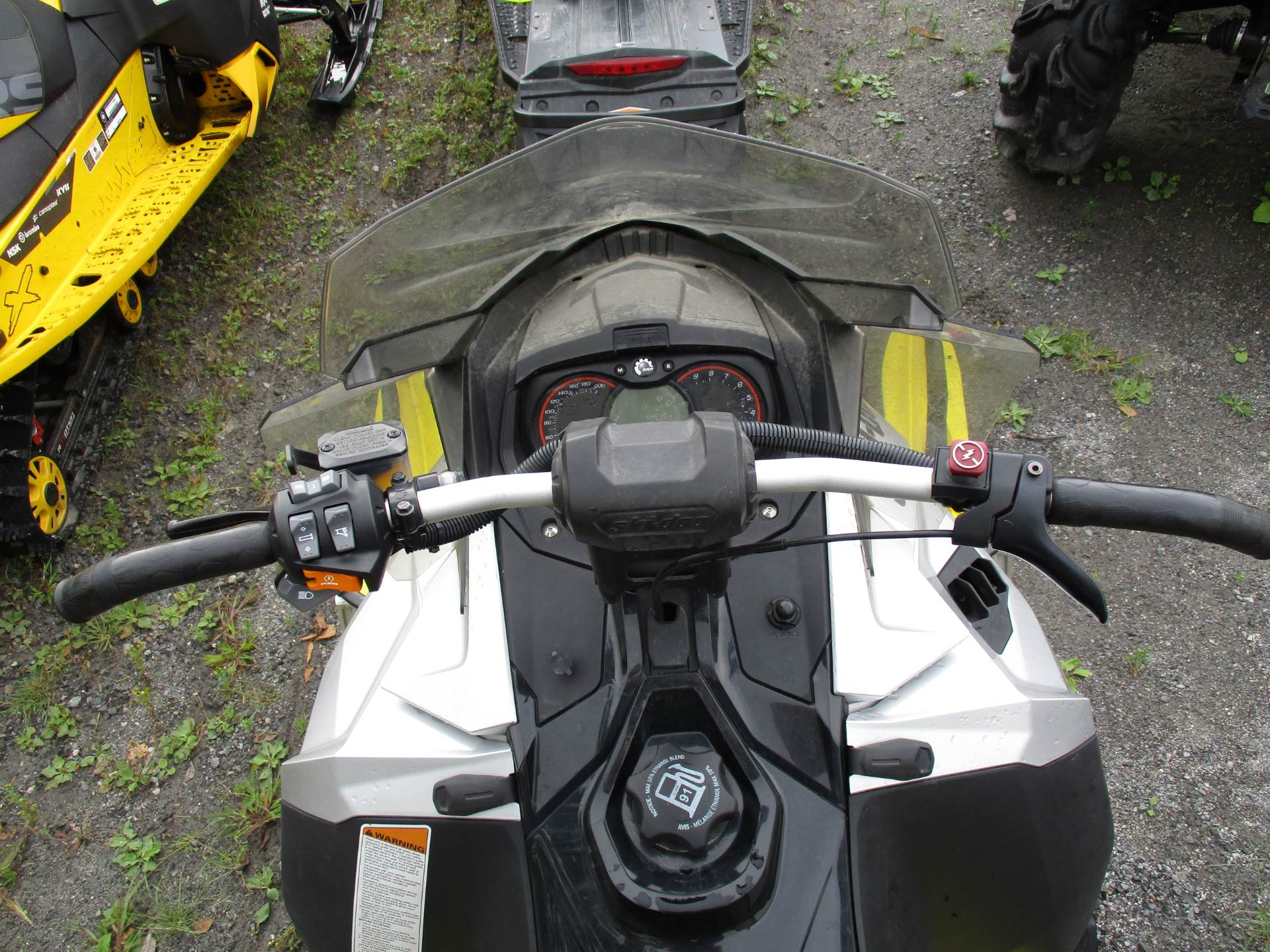 "2016 Ski-Doo Renegade X-RS 800R E-TEC E.S., Ice Cobra 1.6"" in Colebrook, New Hampshire - Photo 6"