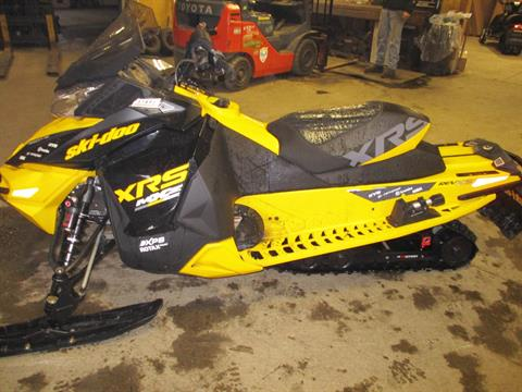 2014 Ski-Doo MX Z® X-RS® E-TEC® 800R ES w/ Adj. Susp., Ripsaw in Colebrook, New Hampshire