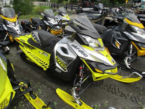 2016 Ski-Doo MXZ-XRS in Colebrook, New Hampshire