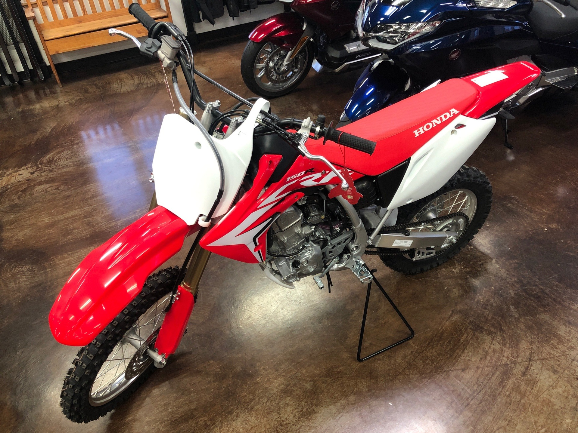 2019 Honda CRF150R in Fairbanks, Alaska - Photo 1
