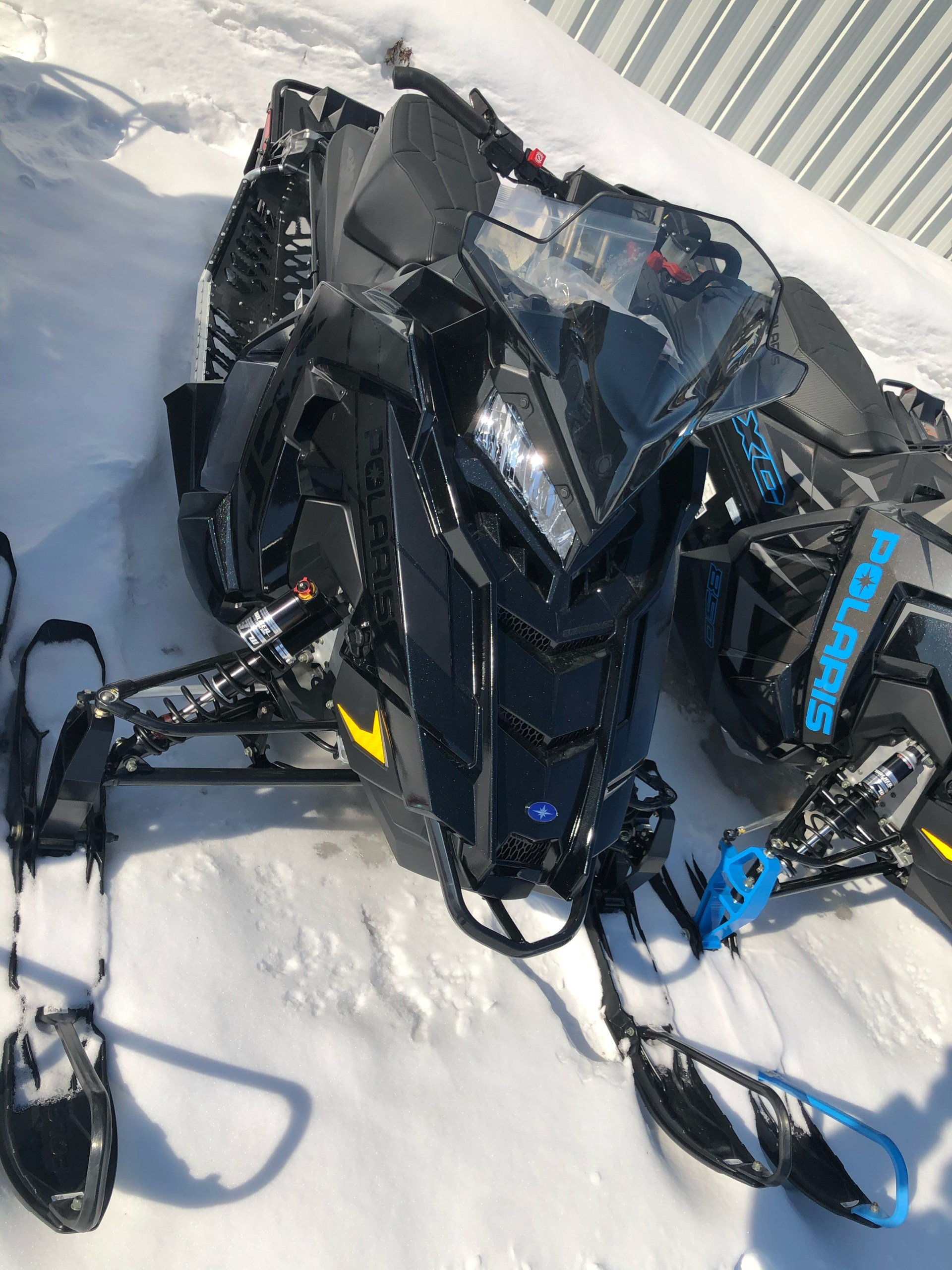 2019 Polaris 600 Switchback XCR 136 SnowCheck Select in Fairbanks, Alaska - Photo 1