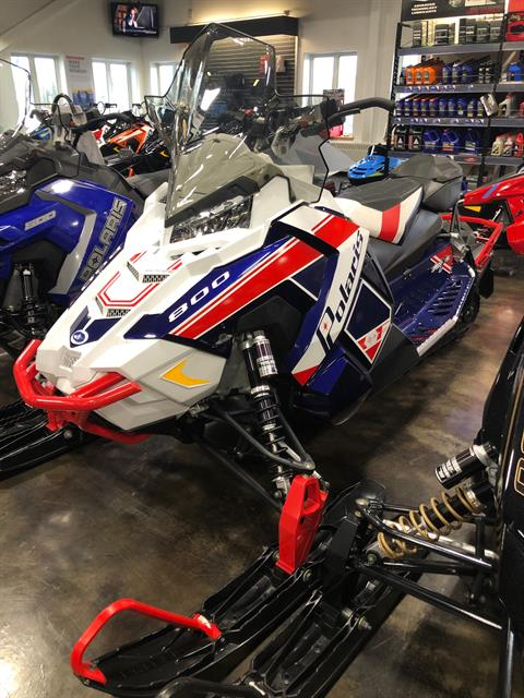 2018 Polaris 800 Switchback PRO-X SnowCheck Select in Fairbanks, Alaska - Photo 1