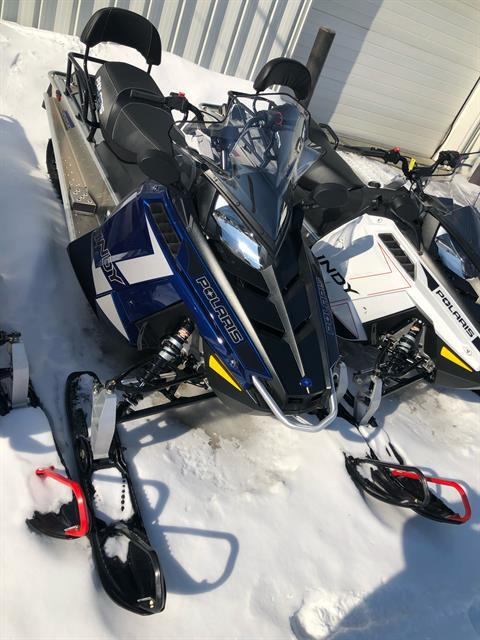 2020 Polaris 550 Indy LXT ES Northstar Edition in Fairbanks, Alaska - Photo 1
