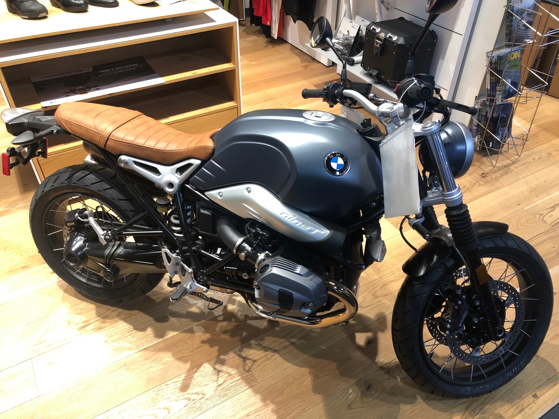 2019 BMW R nineT Scrambler in Fairbanks, Alaska - Photo 1