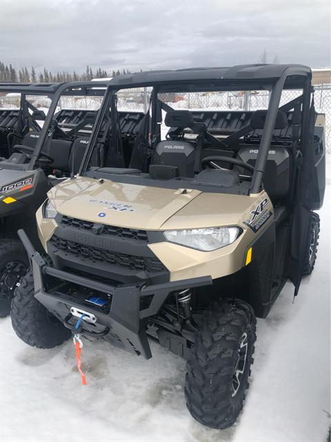 2020 Polaris RANGER XP 1000 Premium + Ride Command Package in Fairbanks, Alaska - Photo 1