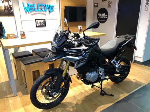 2019 BMW F 850 GS in Fairbanks, Alaska - Photo 1