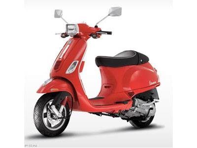 2009 Vespa S 50 in Pataskala, Ohio