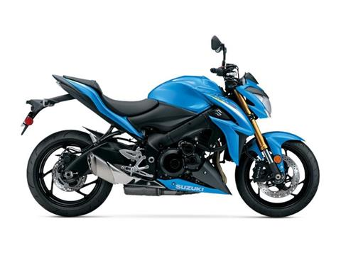 2016 Suzuki GSX-S1000 ABS Blue in Pataskala, Ohio