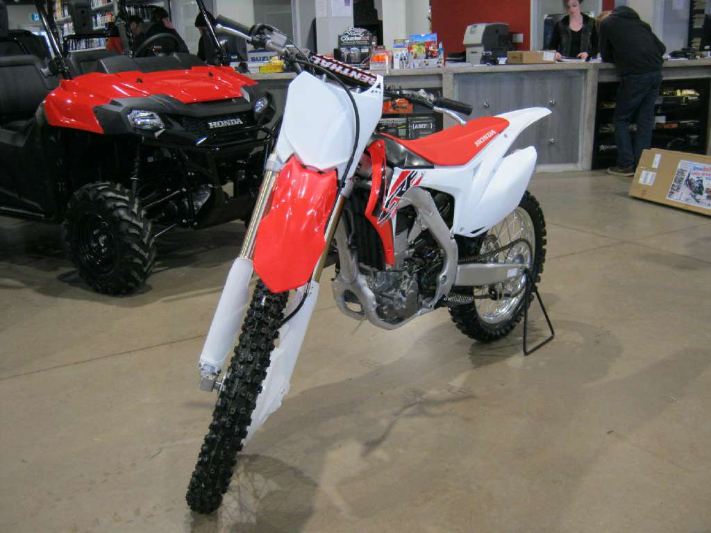 2015 Honda CRF450R in Pataskala, Ohio