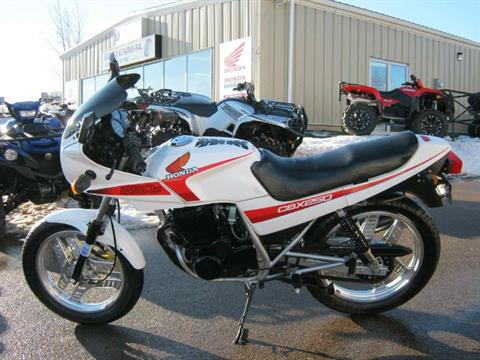 1987 Honda CBX250S in Pataskala, Ohio