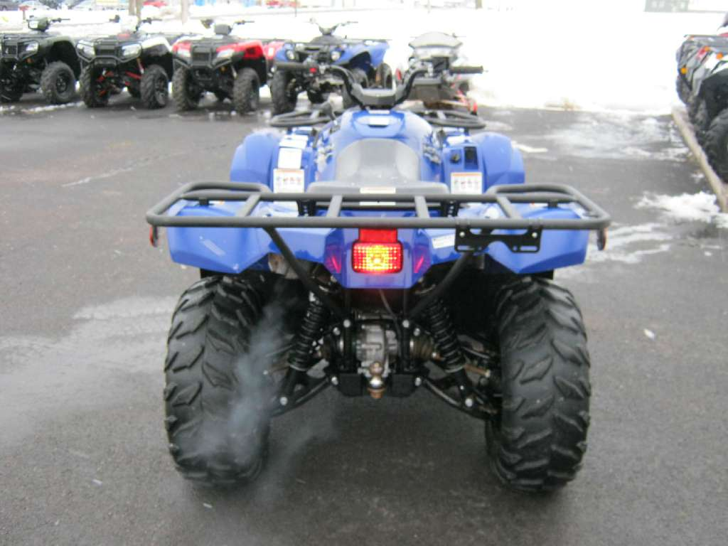 2016 Yamaha Kodiak 700 Blue in Pataskala, Ohio