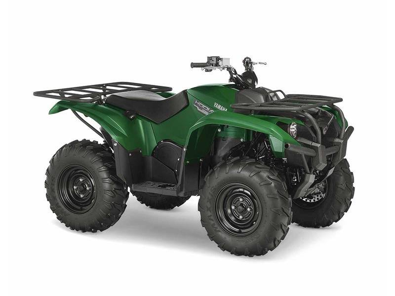 2016 Yamaha Kodiak 700 Green in Pataskala, Ohio