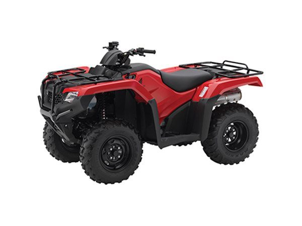 2016 Honda TRX420 Red in Pataskala, Ohio