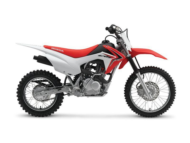 2016 Honda CRF125F in Pataskala, Ohio