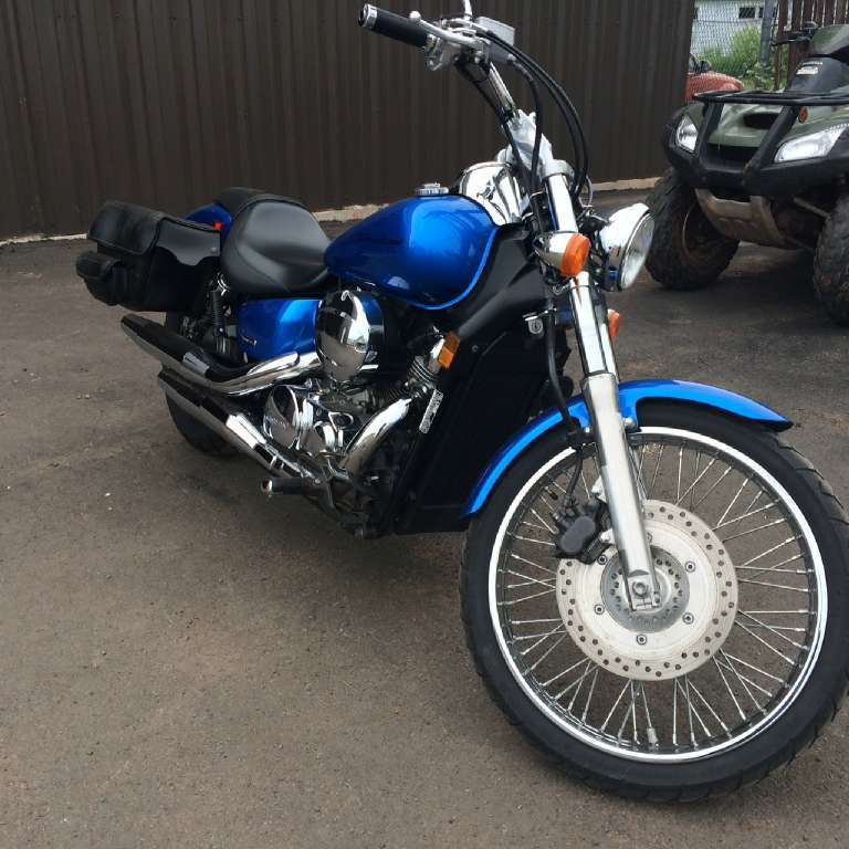 2007 Honda Shadow Spirit™ 750 C2 (VT750C2) in Pataskala, Ohio