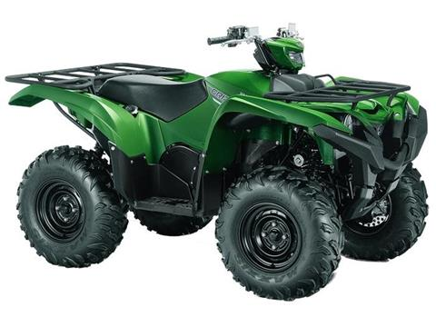 2016 Yamaha Grizzly EPS Green in Pataskala, Ohio