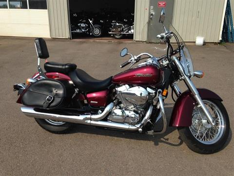 2006 Honda Shadow Aero®  (VT750) in Pataskala, Ohio