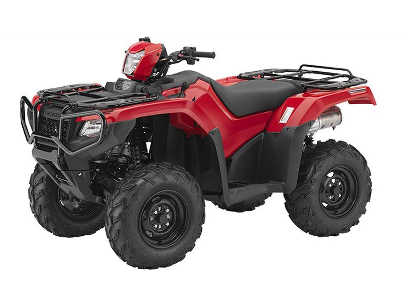 2016 Honda TRX500 Rubicon DCT IRS EPS Red in Pataskala, Ohio