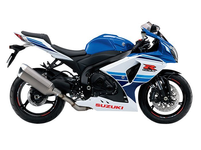 2016 Suzuki GSX-R1000 ABS - Blue in Pataskala, Ohio