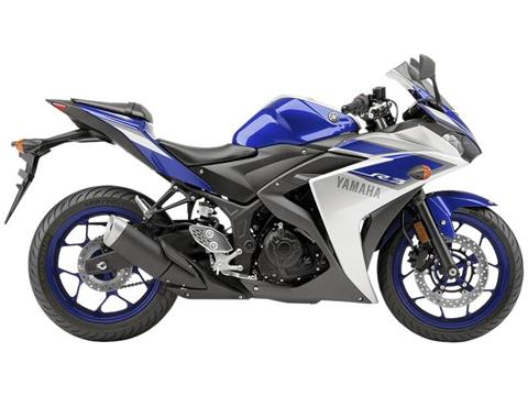 2015 Yamaha YZF-R3 in Pataskala, Ohio