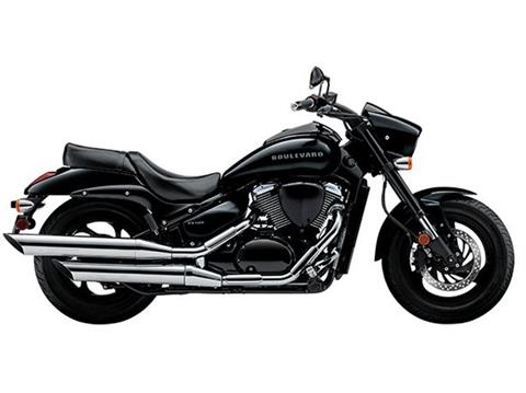 2016 Suzuki Boulevard M50 - Black in Pataskala, Ohio