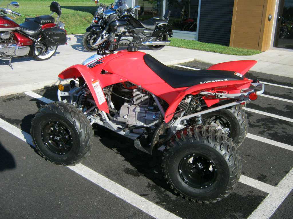 2014 Honda TRX250X in Pataskala, Ohio