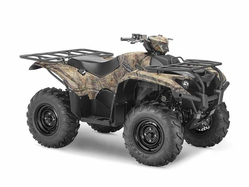 2016 Yamaha Kodiak 700 EPS Camo in Pataskala, Ohio