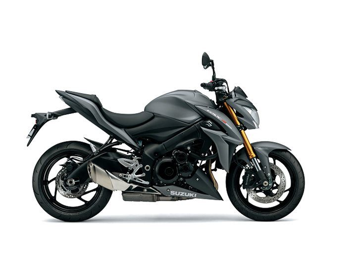 2016 Suzuki GSX-S1000 ABS Grey in Pataskala, Ohio