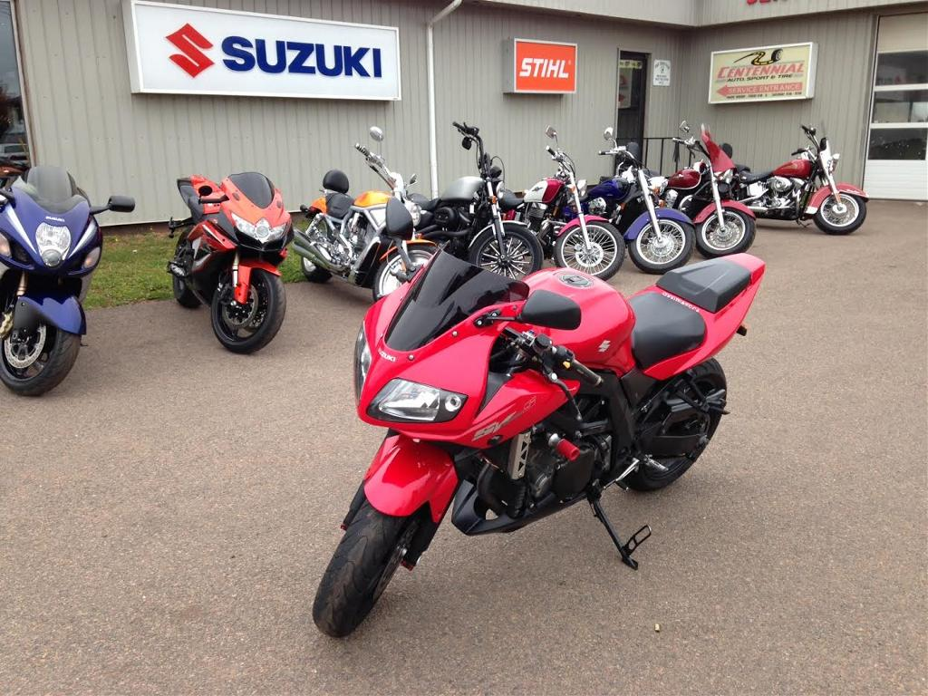 2004 Suzuki SV1000S in Pataskala, Ohio