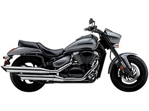 2016 Suzuki Boulevard M50 - Grey in Pataskala, Ohio