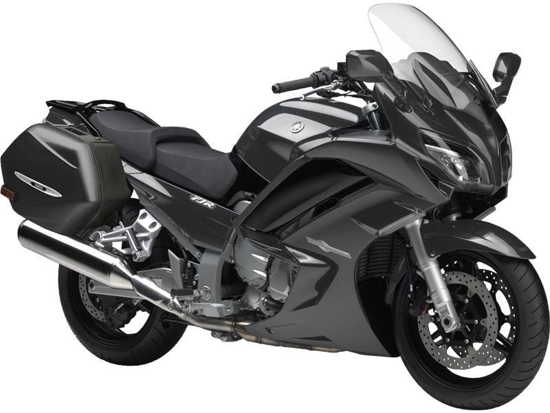 2016 Yamaha FJR1300 Dark Metallic Gray in Pataskala, Ohio