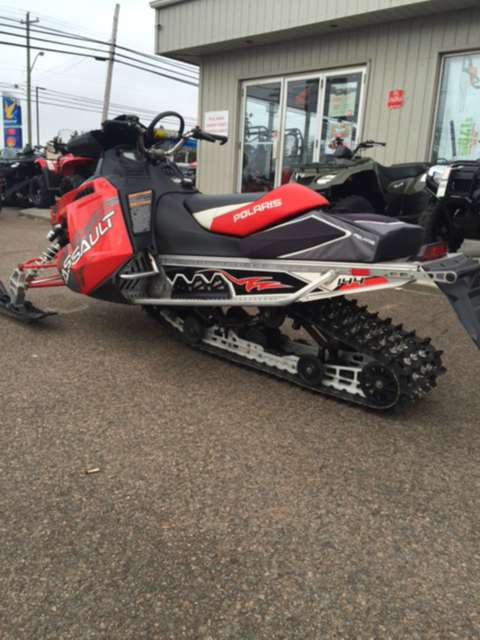 2012 Polaris 800 Switchback® Assault 144 in Pataskala, Ohio