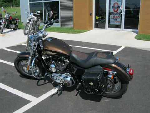 2013 Harley-Davidson Sportster® 1200 Custom 110th Anniversary Edition in Pataskala, Ohio