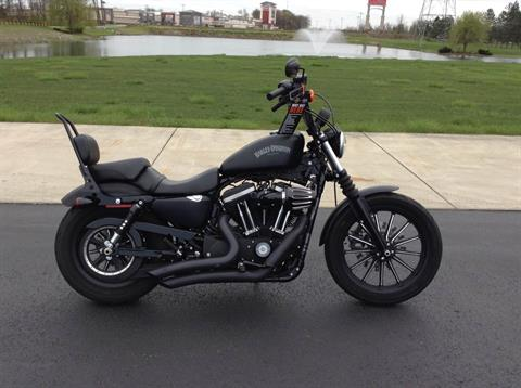 2015 Harley-Davidson Iron 883™ in Sunbury, Ohio