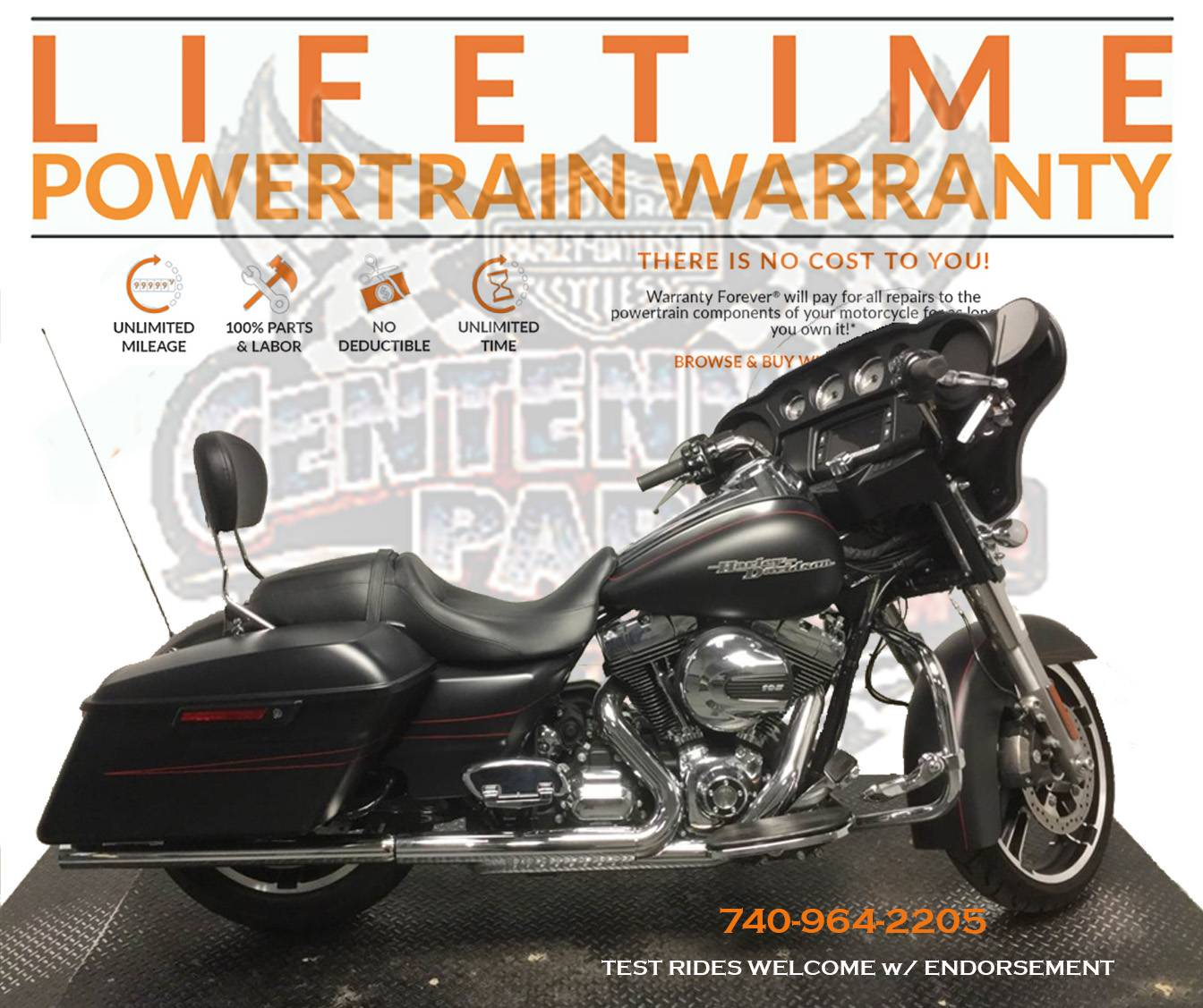 2016 Harley Davidson Street Glide Special In Sunbury Ohio Photo 1