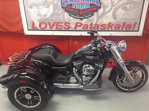 2015 Harley-Davidson Freewheeler™ in Sunbury, Ohio
