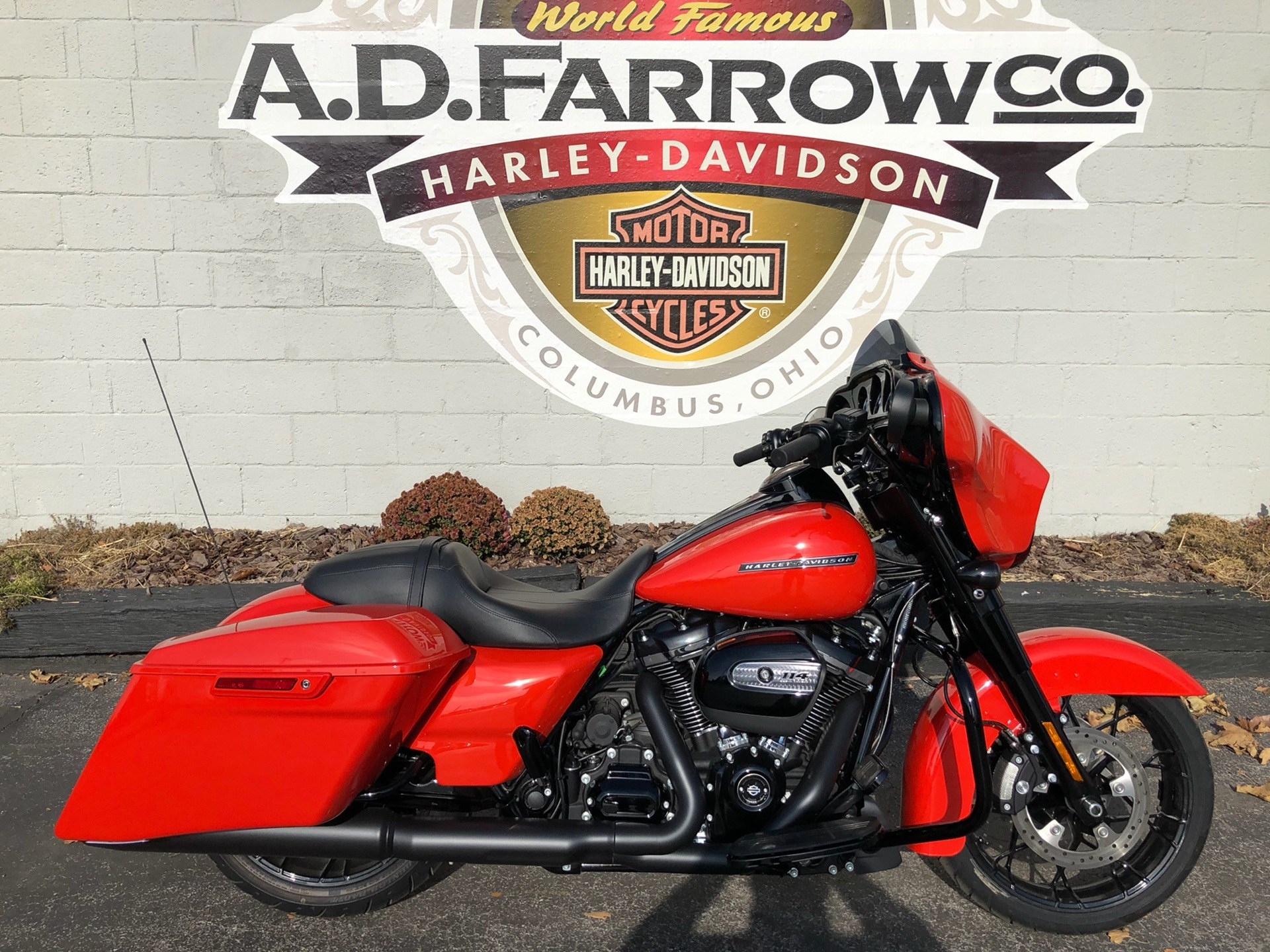 2020 Harley-Davidson FLHXS in Sunbury, Ohio - Photo 1