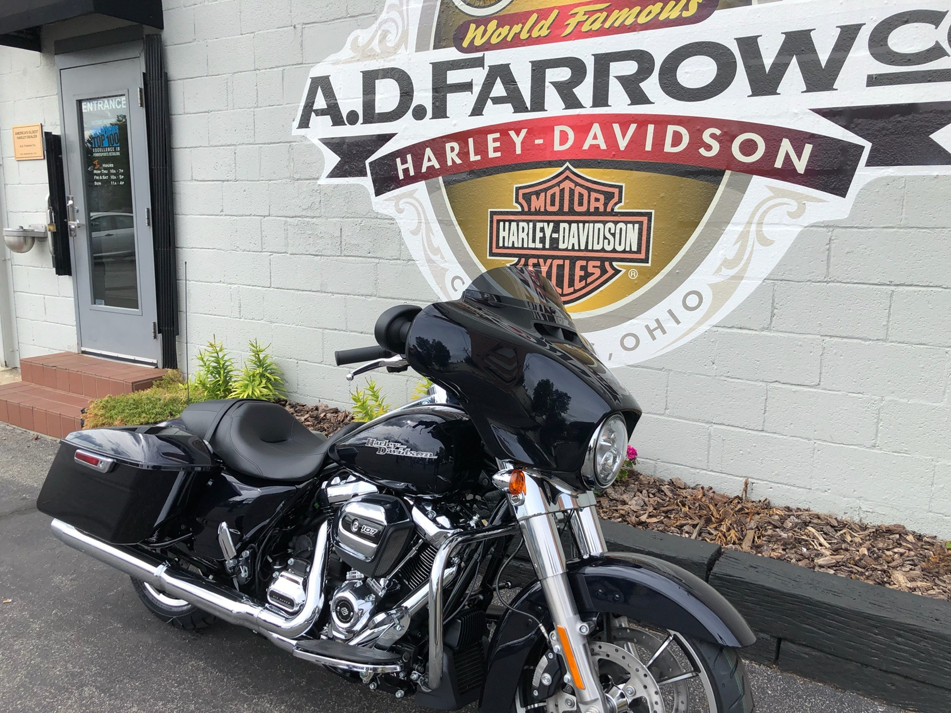 2020 Harley-Davidson Street Glide® in Sunbury, Ohio - Photo 11