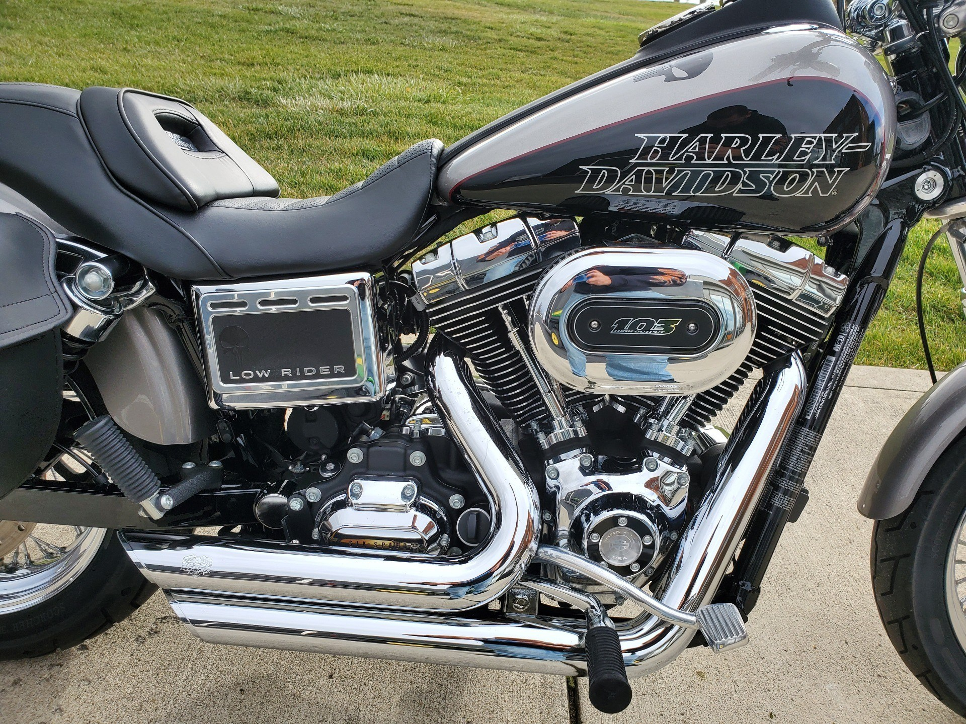 2017 Harley-Davidson Low Rider® in Sunbury, Ohio - Photo 13
