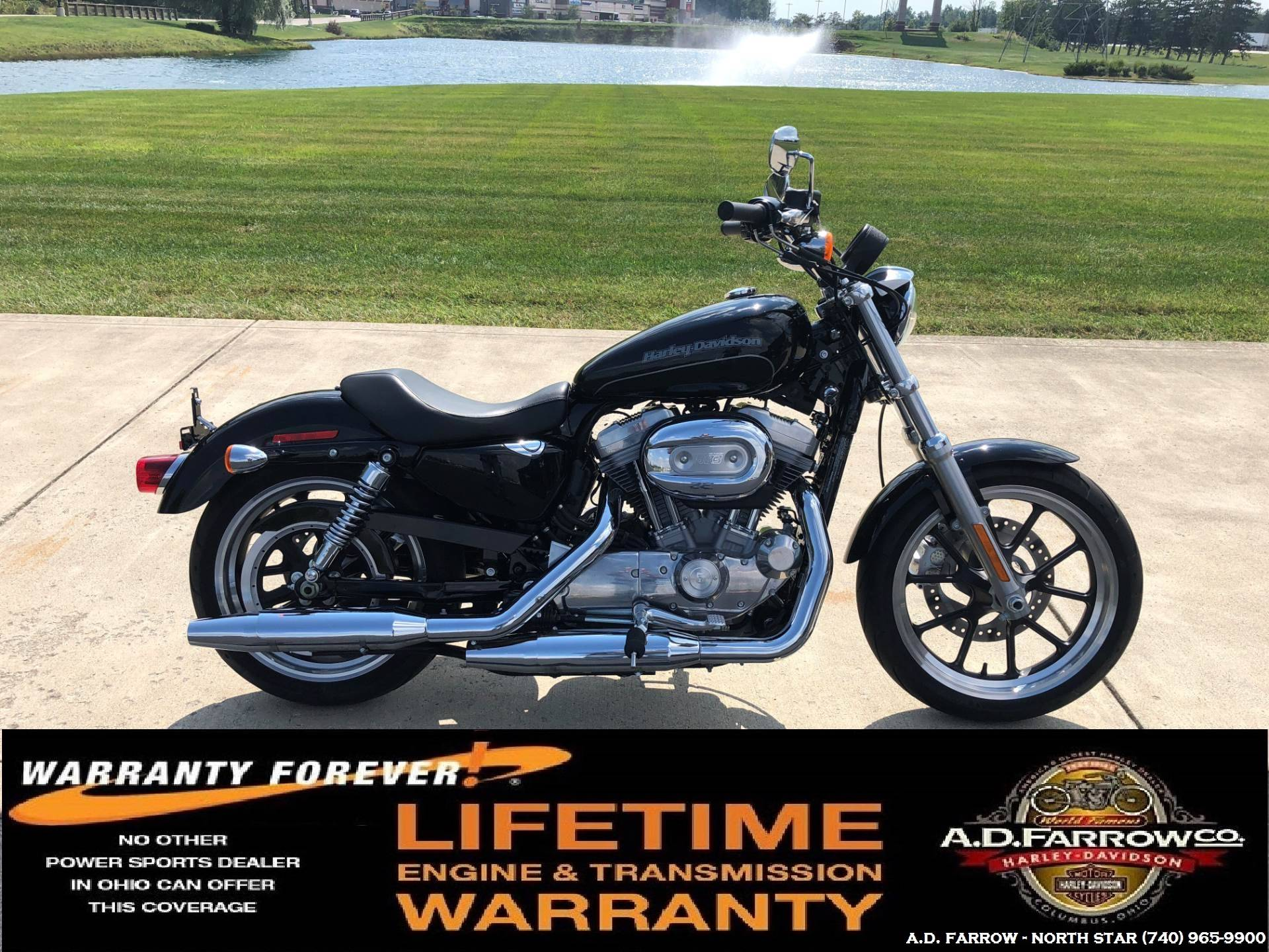 2015 Harley-Davidson SuperLow® in Sunbury, Ohio