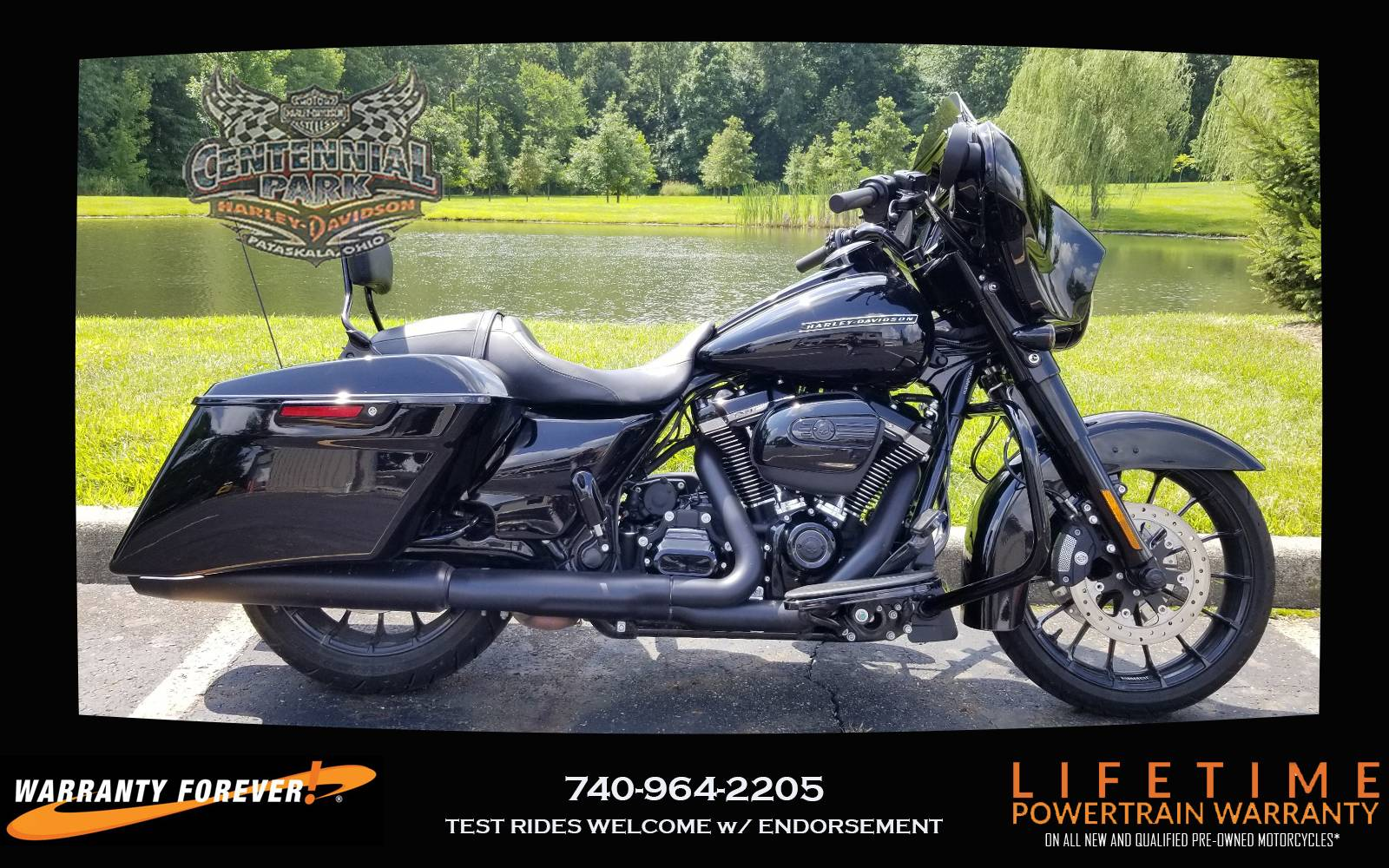 2018 Harley-Davidson Street Glide® Special in Sunbury, Ohio - Photo 1