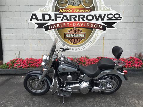 2012 Harley-Davidson Softail® Fat Boy® in Sunbury, Ohio